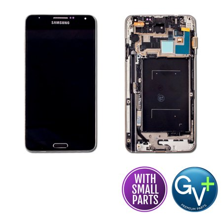 OEM Touch Screen Digitizer and AMOLED with Frame for Samsung Galaxy Note 3 - Black