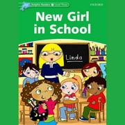 New Girl in School - Audiobook