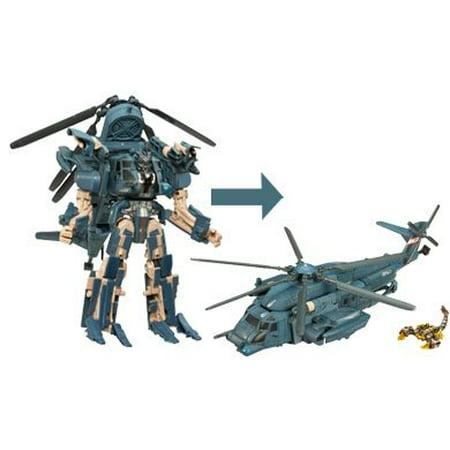 Transformers Movie Voyager Figure PREMIUM Series Blackout Action- & Spielfiguren