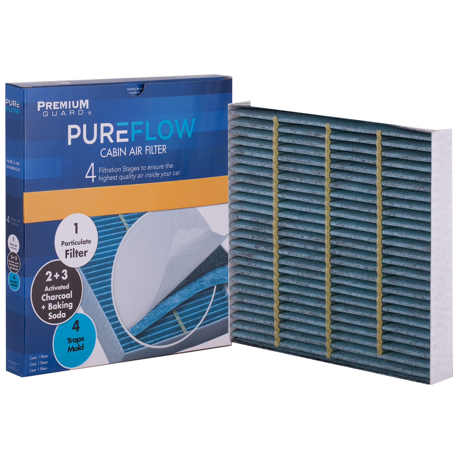 PureFlow Cabin Air Filter PC6080X