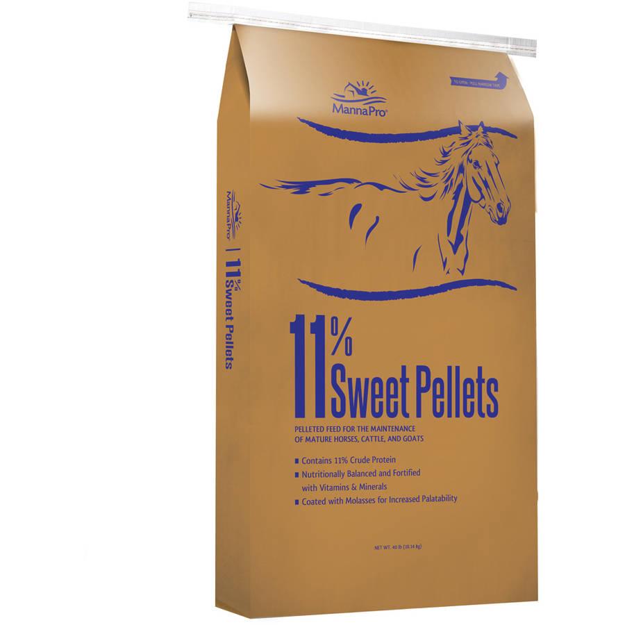 Manna Pro 11 Percent Sweet Pellet Feed