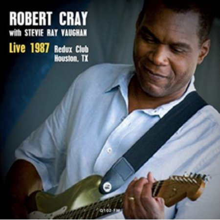CRAY ROBERT,VAUGHAN S.R. - LIVE AT REDUX CLUB HOUSTON, TX 1987](Halloween Club Events Houston)