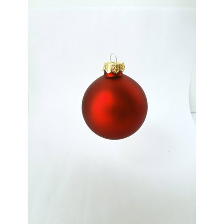 This button opens a dialog that displays additional images for this product  with the option to zoom in or out. - The Holiday Aisle 2.75'' Christmas Ball Ornament (Set Of 2) (Set Of