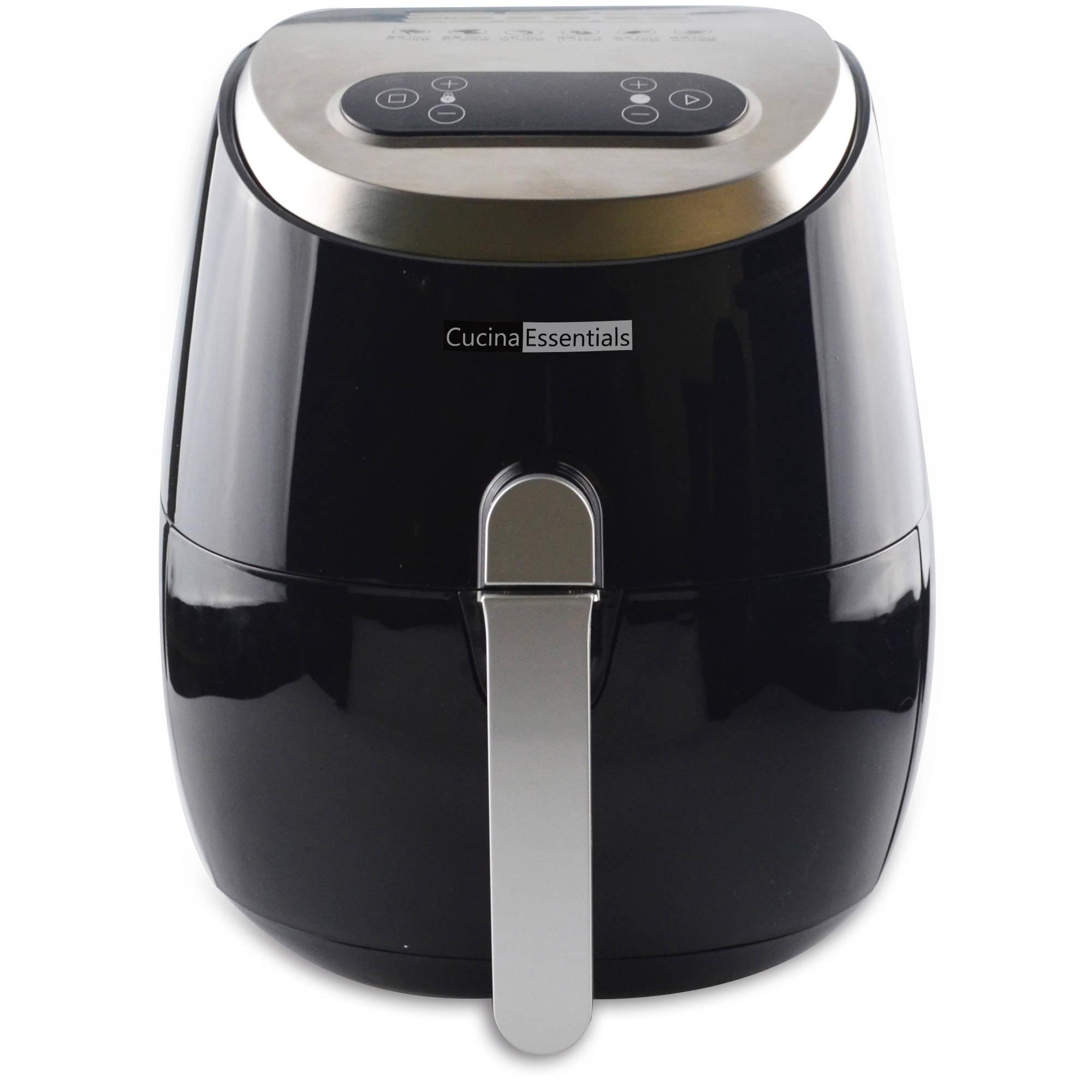 Cucina Essentials Digital 3 Liter Air Fryer Walmart Com