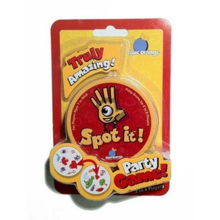 Spot it (Peg) - Spot It Alphabet