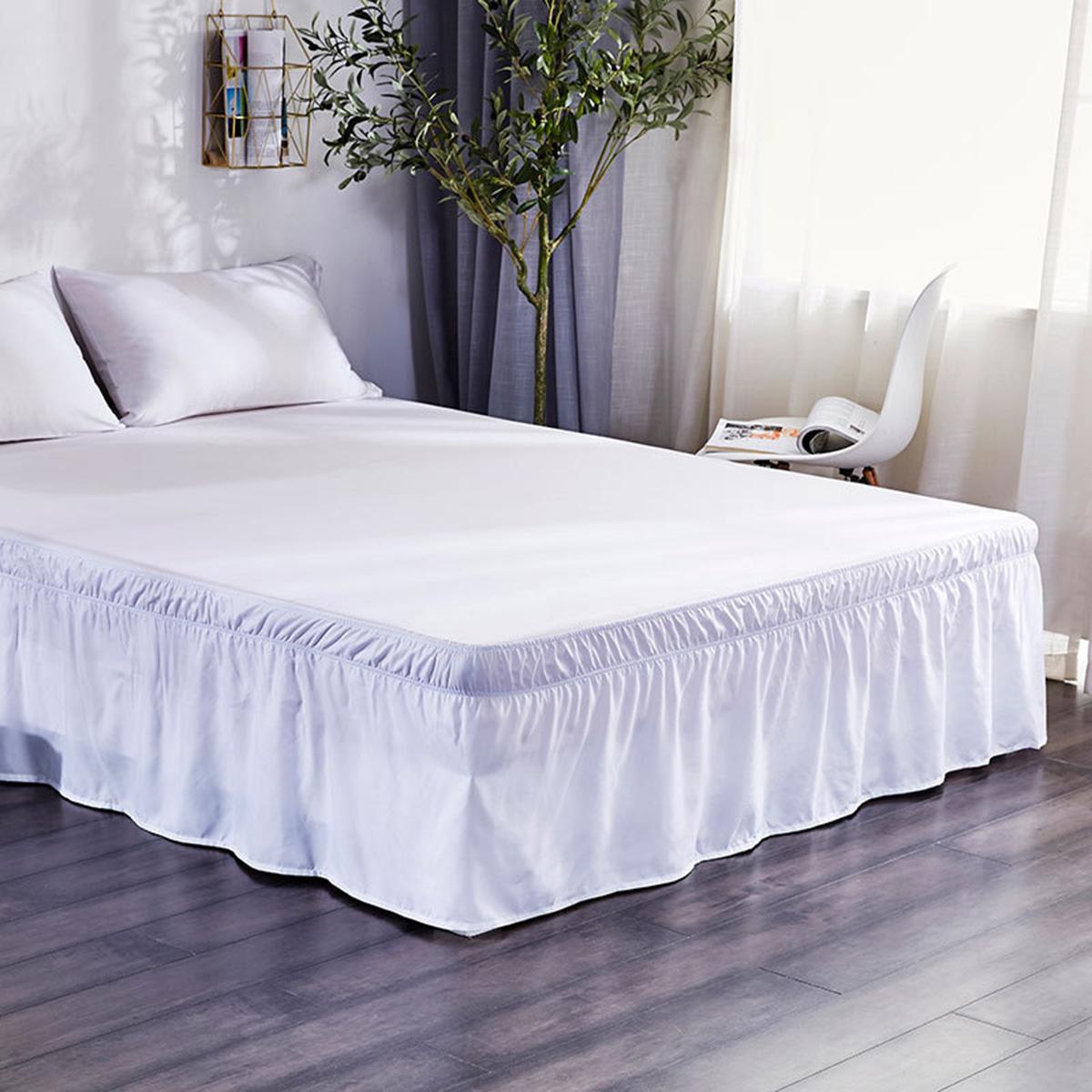 King Size Bedding Skirt Sheet Drop