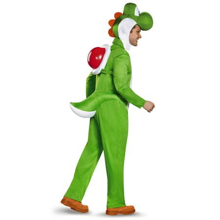Deluxe Adult Yoshi Costume - image 1 of 2