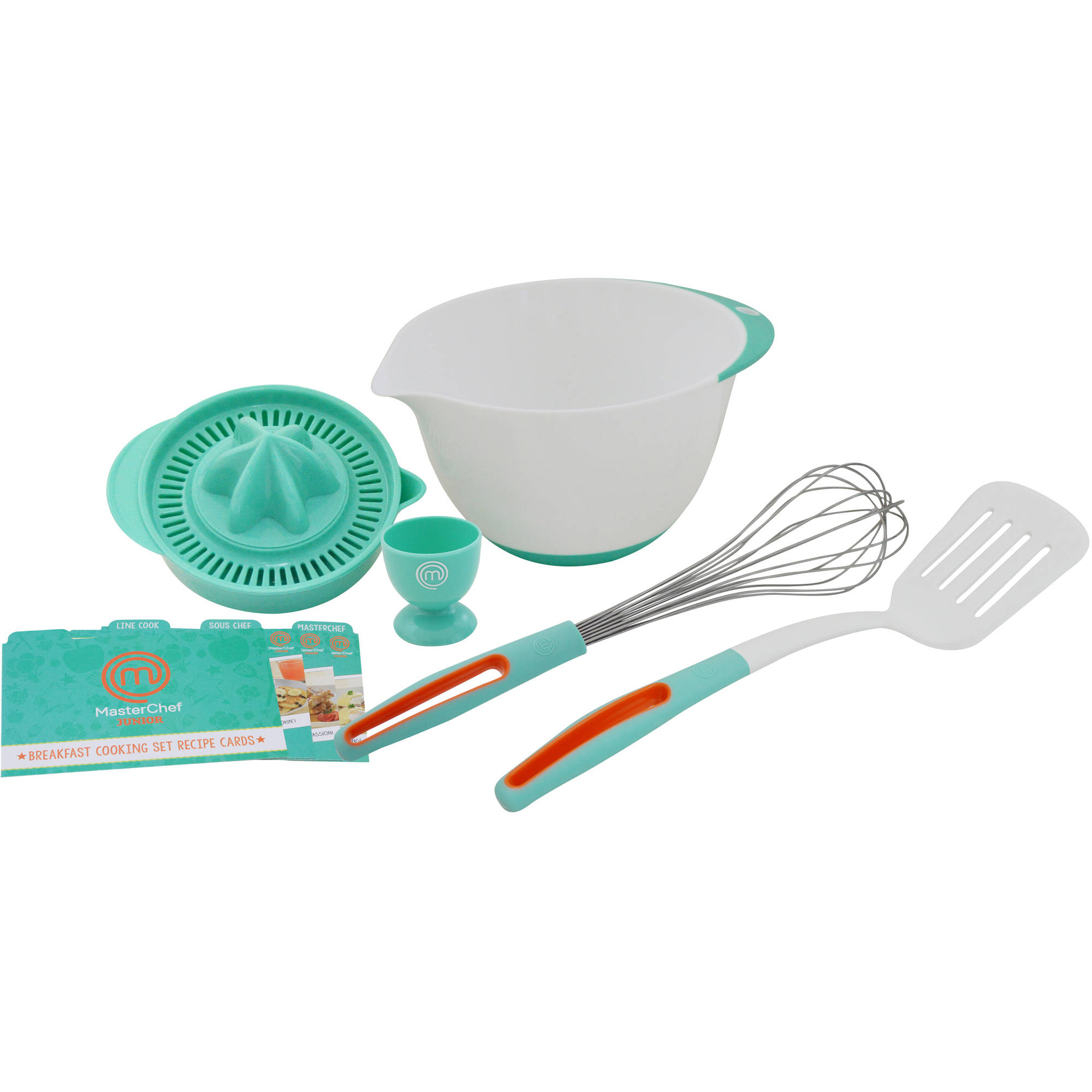 Masterchef Kitchen Appliances Master Chef Jr Breakfast Cooking Set Walmartcom