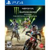 Monster Energy Supercross Official Game, Square Enix, PlayStation 4, 662248920511