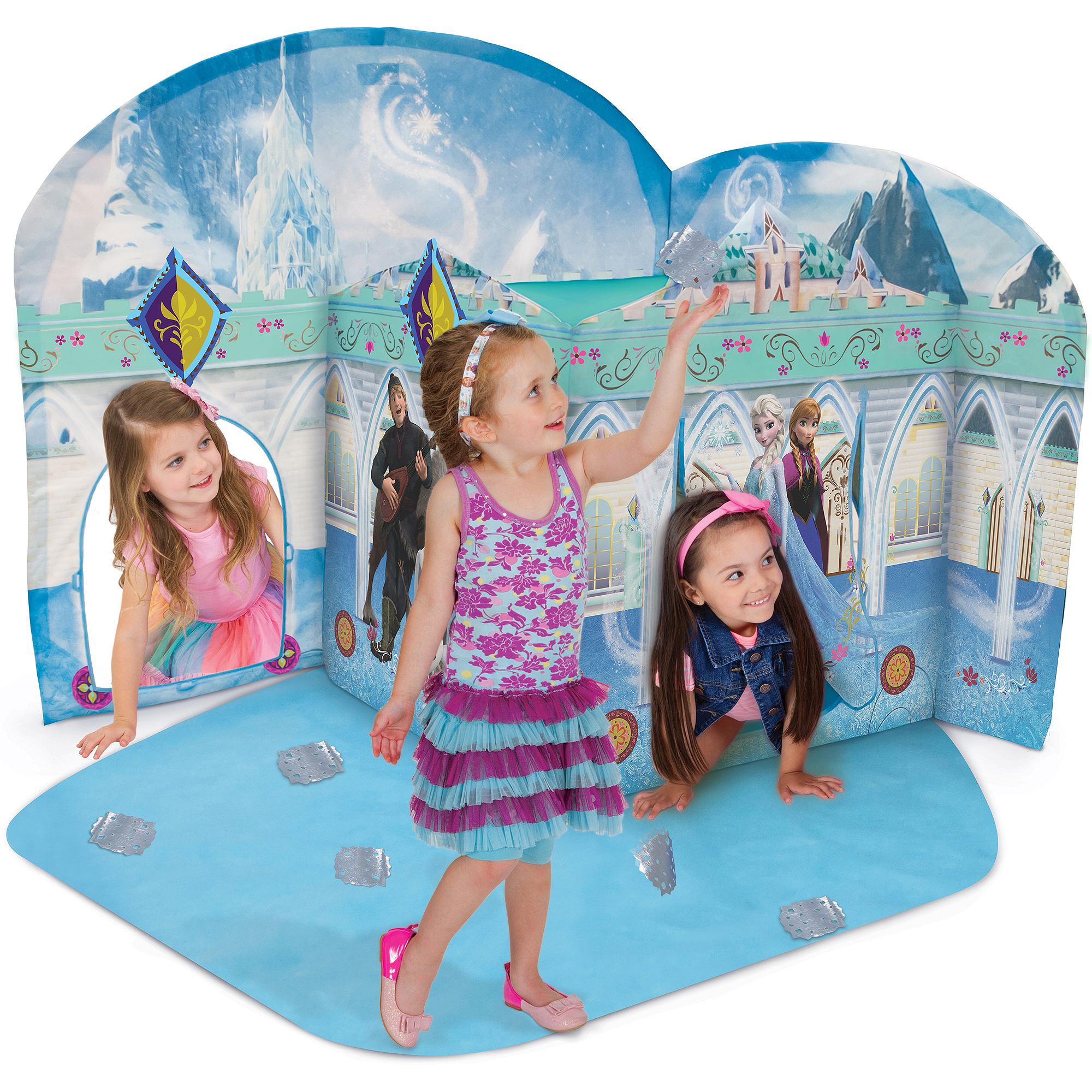 Disney Frozen Ice Skate Castle Play Tent