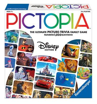 Disney Pictopia! Family Trivia Game by Wonder Forge