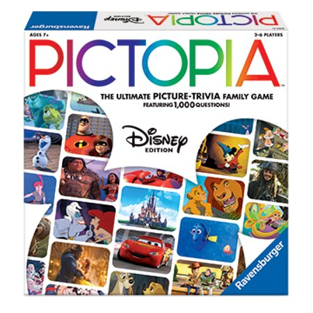 Disney Pictopia! Family Trivia Game