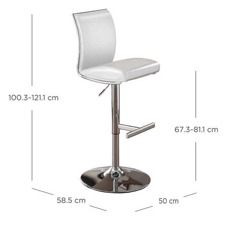 Phenomenal Whalen Regent Adjustable Stool Walmart Canada Beatyapartments Chair Design Images Beatyapartmentscom