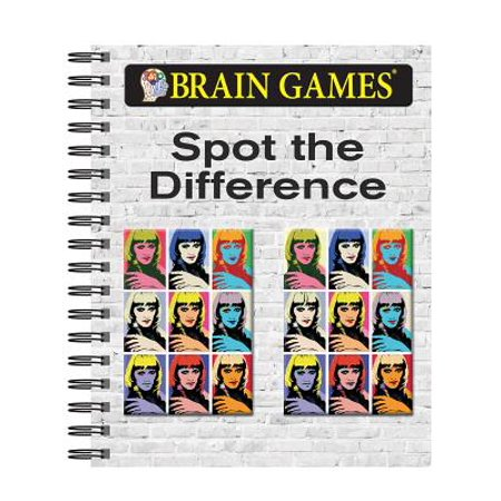 Brain Games Spot the Difference](Halloween Differences Games)