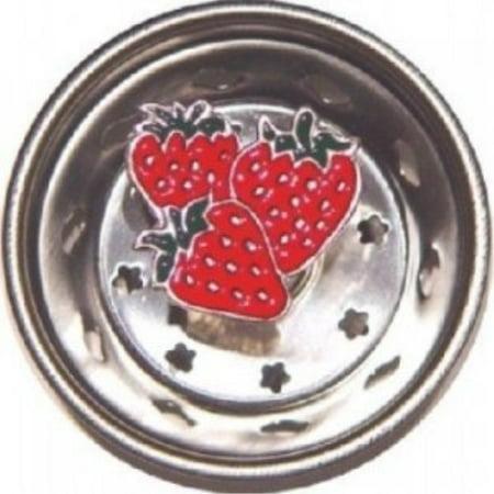 Strawberry Fruit Sink Strainer Drain Kitchen Decor by Billy Joe Homewares (Billy Joe Sink Strainers)