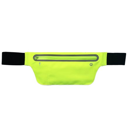 AkoaDa Unisex Waist Belt Bum Bag Jogging Run Travel Pouch Keys Mobile Money