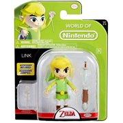 World of Nintendo Legend of Zelda Link Action Figure