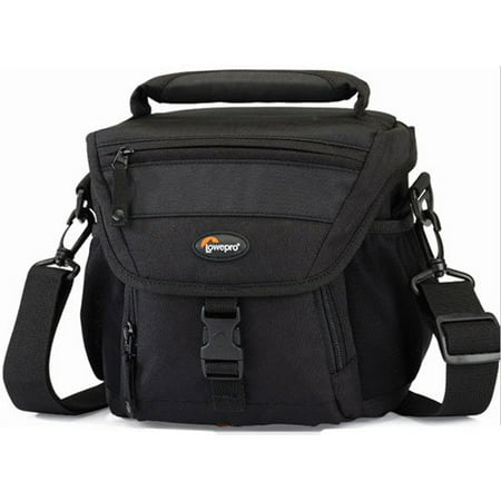 180 Aw Camera Bag - Lowepro Nova 140 AW DSLR Camera Shoulder Bag Black