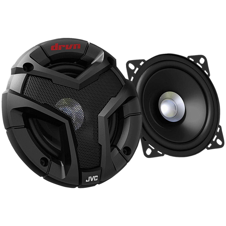 """JVC Mobile CS-V418 DRVN V Series Speakers (4"""", Dual Cone)"""