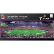 MasterPieces - Minnesota Vikings Stadium Panoramic Puzzle, 1000 Pieces