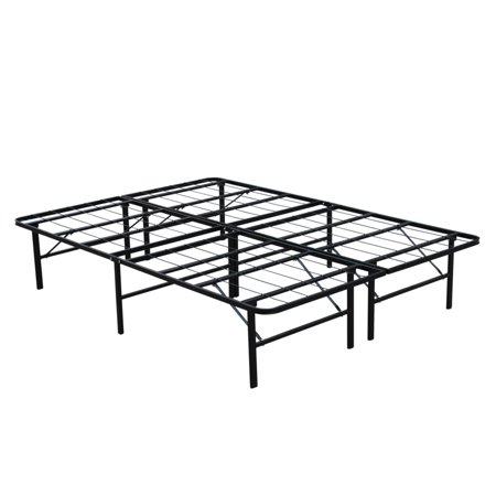 homegear platform metal bed frame mattress foundation california king
