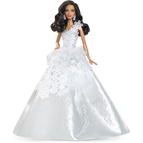Mattel 2013 Holiday Barbie Doll, African American
