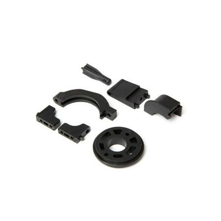 Dc Servo Drive - Force RC Motor Mount Servo and Batt Post Set: 1/10 4wd All, FCESS231006