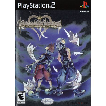 Kingdom Hearts: Re:Chain of Memories - PS2