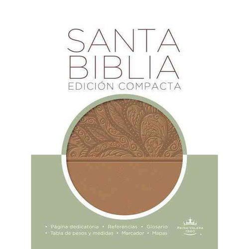 Holy Bible / Santa Biblia: RVR Edicion Compacta
