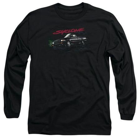 Gmc Syclone Mens Long Sleeve Shirt