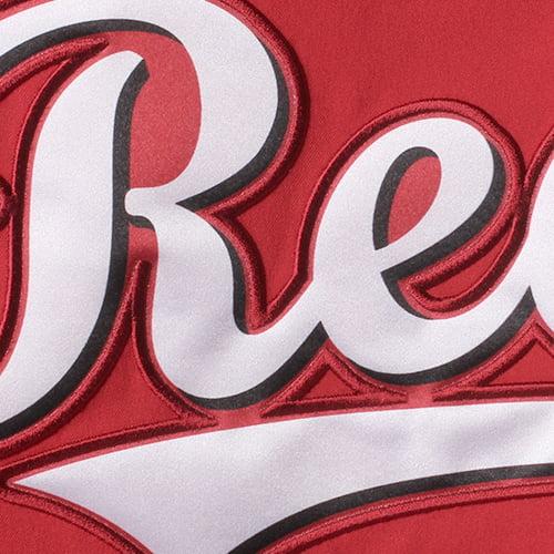 03b59533e300 Nike - Men s Nike Red Cincinnati Reds Long Sleeve Windbreaker Jacket ...