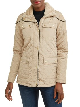 01059655f7 Product Image JASON MAXWELL Women's Quilted Jacket