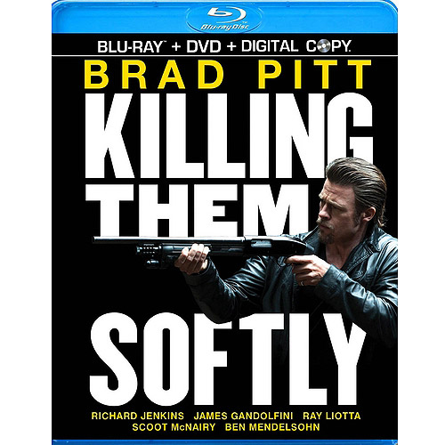 Killing Them Softly (Blu-ray) (With INSTAWATCH) (Widescreen)