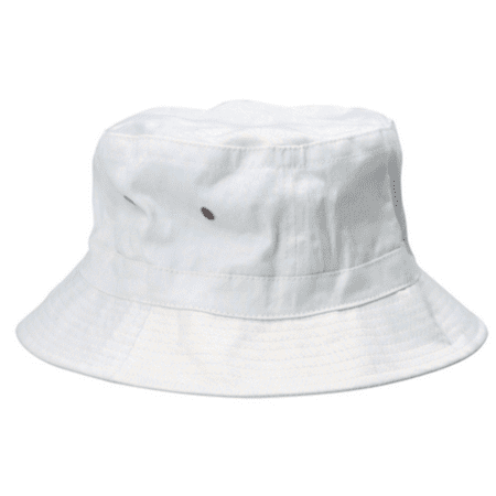 Hunter S Thompson White Bucket Hat Fear And Loathing in Las Vegas Raoul Duke - White Bucket Hats