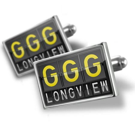 Cufflinks Ggg Airport Code For Longview   Neonblond