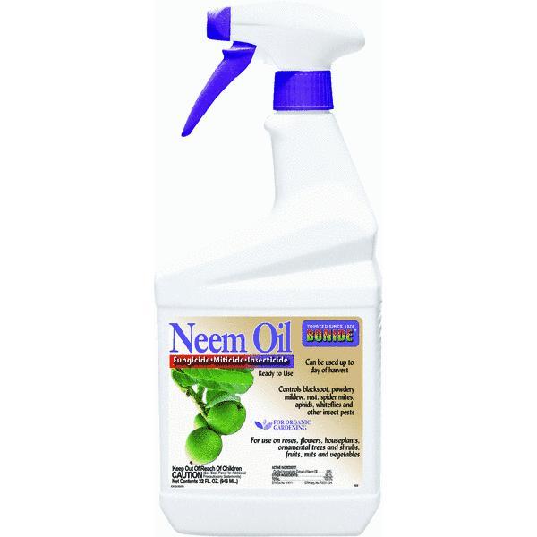 Bonide Neem Oil Insect & Disease Control