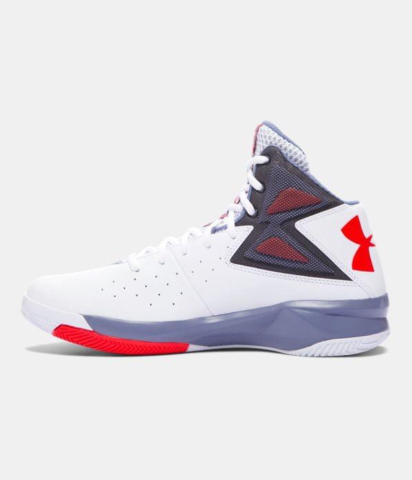 Under Armour Men/'s UA Rocket Basketball Shoes 1264224-102