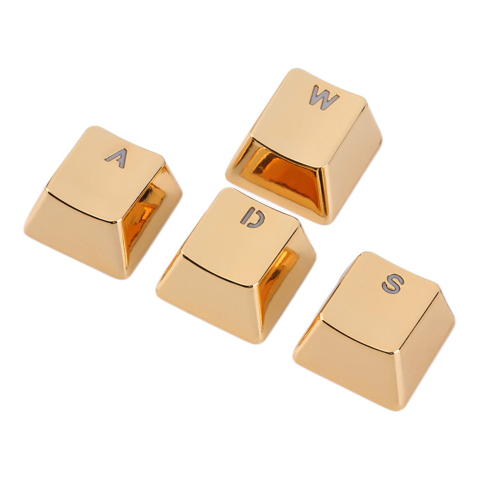W A S D Mechanical Gaming Keycap 4 Key Caps Keyset For Gamer Gaming Keyboards