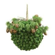 Fantastic Craft Beaded Pinecone Ball