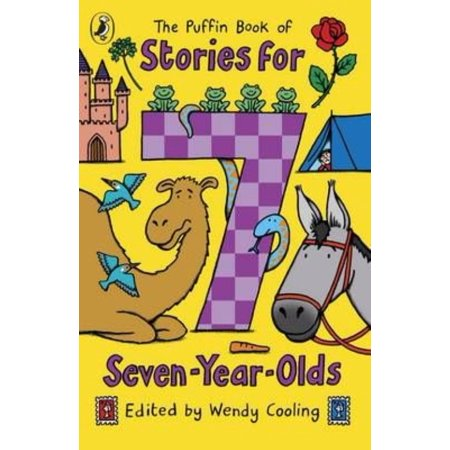 The Puffin Book of Stories for Seven-year-olds (Young Puffin Read Aloud) (Paperback) - Halloween Read Aloud Stories For Children