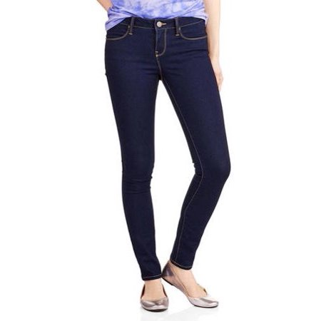No Boundaries Juniors' classic skinny jeans (Junior Badge)