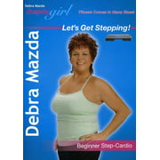 Shapely Girl: Let's Get Stepping! Beginner Step Cardio Workout (DVD)