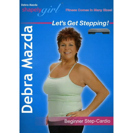 Shapely Girl: Let's Get Stepping! Beginner Step Cardio Workout