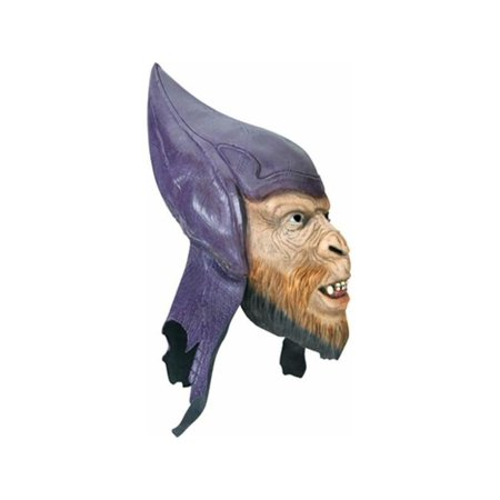 Deluxe Planet Of The Apes Thade Costume Mask](Ape Costume)