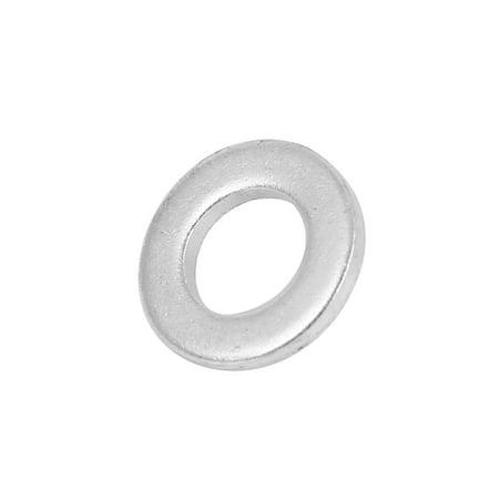 6mmx12mm zingué Rondelles entretoises fixation joints plats GB97 50Pcs - image 1 de 2