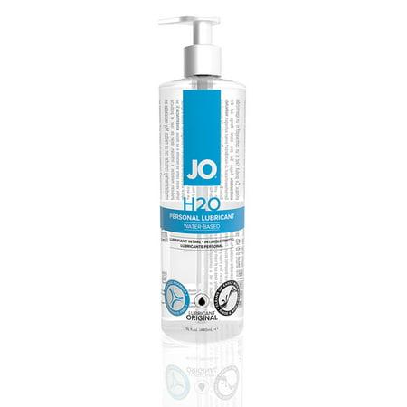 JO H2O Original Water Based Lubricant - 16 oz