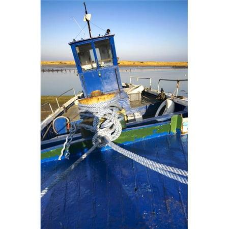 Posterazzi DPI1826386LARGE Fishing Boat Amble Northumberland England Poster Print by John Short, 22 x 34 - Large - image 1 de 1