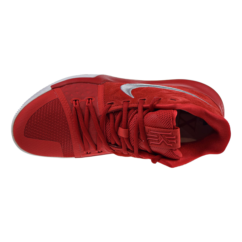 4c300648b1c51f Nike - Nike Kyrie 3 Mens Shoes University Red Wolf Grey 852395-601 -  Walmart.com