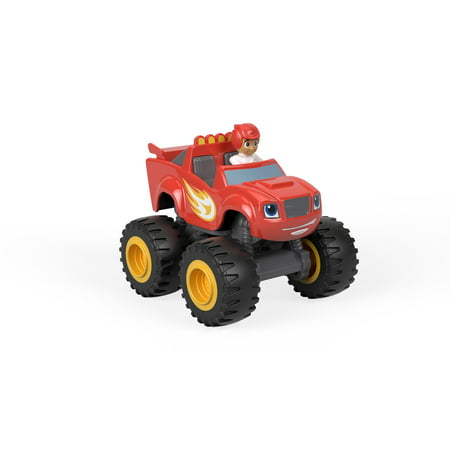 Nickelodeon Blaze and the Monster Machines Blaze & AJ Die-Cast