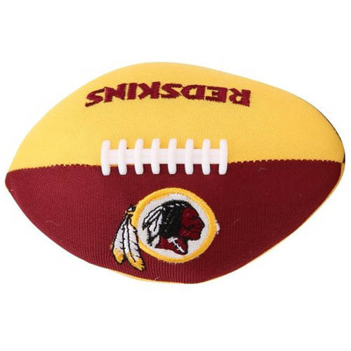NFL Washington Redskins Talking Smasher Football